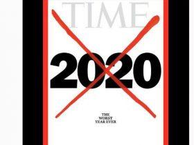 美国《时代》周刊:2020,史上最糟糕一年
