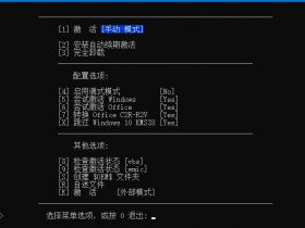 win10激活工具 office2010-2021激活工具 KMS激活工具